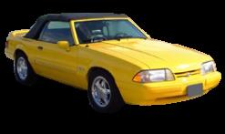 MUSTANG (1991-1993)