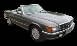 R107 280-380-450-560 SL/SLC (1972-1989)