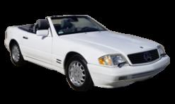 R129 300, 320, 500, 600 SL (1990-2002)