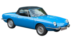 850 SPIDER (1969-1972)
