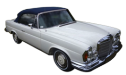 W111 220/250/280/300-SE/SEB (1961-1971)