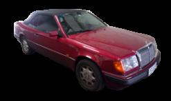 W124 E320/300CE Convertible (1992-1995)