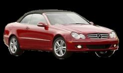 W209 CLK350, 550, 320, 55 (2004-2009)