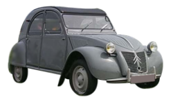 2CV (1957-1959)