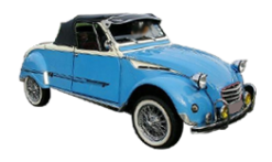 2CV (1959-1990)