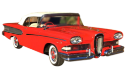 Pacer (1958-1960)