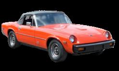 Healey Roadster (1972-1977)