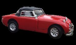 Sprite, MK I, MK II, MK III, MK IV (1958-1971)