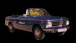 1602-2002 (1962-1972) (modelo sin arco antivuelco)