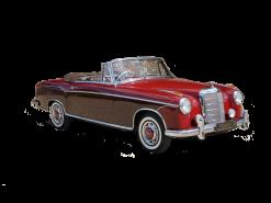 220 S, 220 SE, Ponton (1958-1962)