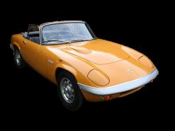 ELAN S1, 1600 S-2, S-3, S-4 (1961-1972)